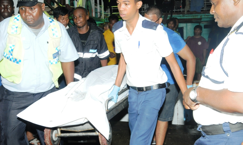 Seychelles Police recover two bodies Photo: Seychelles Nation