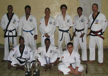 The Seychellois delegation will be led by master Jossy Canaya, a 4th dan black belt and also team trainer. The others in the delegation are Dan Simara, Danny Emmanuel, Dance Malter, Barry Emmanuel, Nigel Esparon, Chabel Servina, Nathaniel Albest, Nella Victor, Angele Uzice, Martin Cedras and Wallace Uzice.