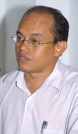 Dr Payet headed Seychelles' delegation at the Manado meet