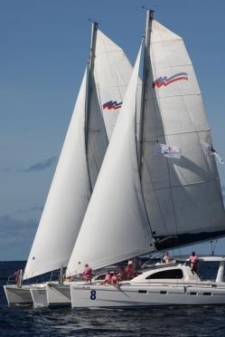 The first Seychelles Regatta has been a success