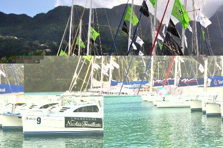 The first Seychelles Regatta was a huge success
