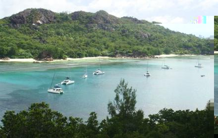 Curieuse island has attracted more visitors in the last two years than any of the other marine national parks of Seychelles