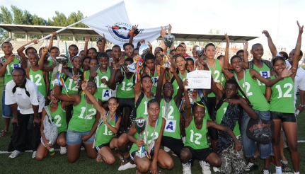 Anse Royale best secondary school cup winners