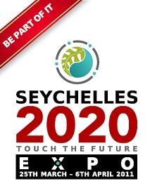 The Seychelles 2020 Expo logo