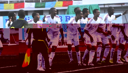 Seychellois players celebrating a victory during the IOIG