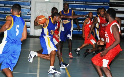 Francis Herminie and Premium Cobras fell 55-66 against PLS Hawks