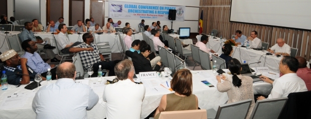 The closing session of the conference on Thursday