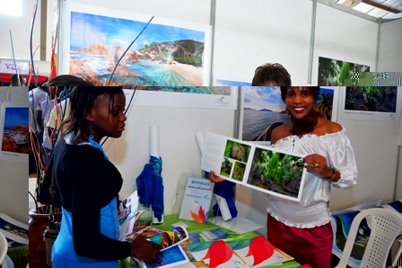 Seychelles charms Ugandan travel market at 2011 Bridal Expo