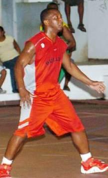 CÔME … season-leading nine 3-pointers
