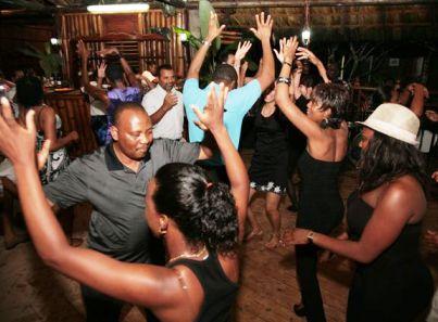 The Creole evening at Chez Bastita