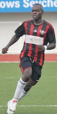 Laurence scored to give St Michel a 1-0 win over LightStars and push them closer to retaining the league title