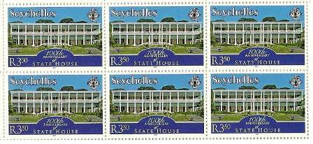 The mint stamps – enough postage for local letters – are selling at face value of R3.50