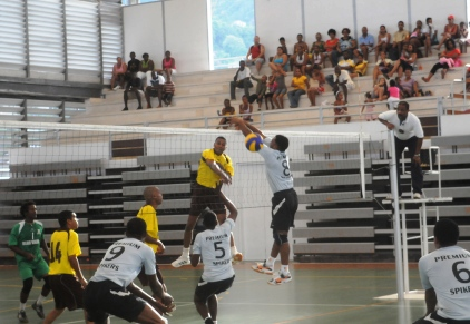 Beau Vallon and Premium Spikers will meet yet again in another final
