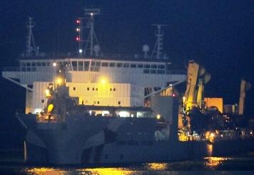 The world's largest high-tech ocean dredger