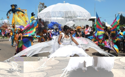 2011 will also be remembered as the year when the Seychellois public filled every nook and cranny of our tiny capital to witness the first ever 'Carnaval International de Victoria'