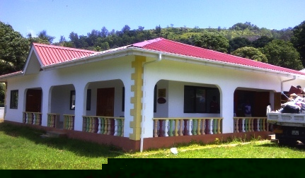 The new Glacis day care centre where Glacis primary crèche pupils will be accommodated