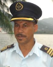 Lt. Col Michael Rosette, new deputy Chief of Staff
