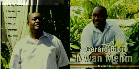 Albonm Mwan Menm par Gerard Bibi