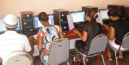 Information technology is very important in this changing world and a lot of people follow computer courses at the Computing & Additional Learning training centre