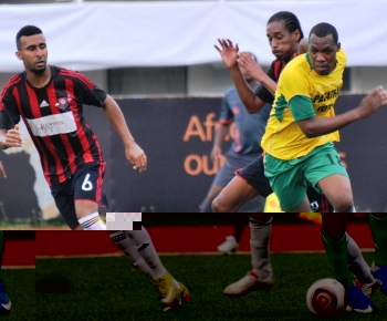 Yelvanny Rose (right) will lead the La Passe attack against St Michel