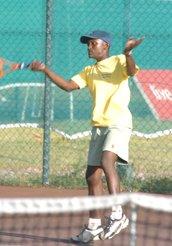 BRIOCHE ... men's singles winner