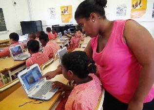 Through the competition teachers should also be able to show how the use of ICT helps students build knowledge, collaborate or learn beyond the classroom