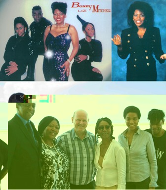 Liz Mitchell of 'Boney M' and her group members have visited Seychelles