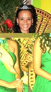 Sherlyn Furneau is Seychelles' new beauty queen