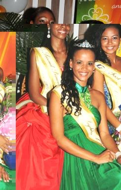 Shanice Hoareau 1st Princess, Natasha Robinson 2nd Princess