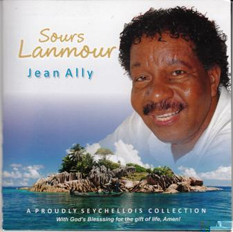 The cover of Jean Ally's new CD