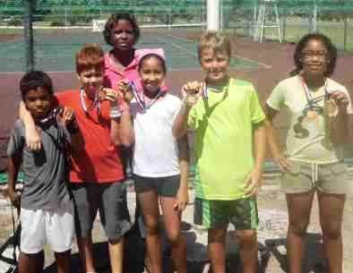 Third-place finishers Independent School