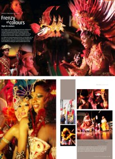 Seychelles' Carnival pictures