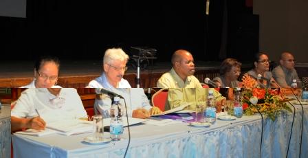 The Seychelles Savings bank AGM on Tuesday