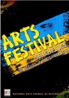 The poster of this year's Arts Festival