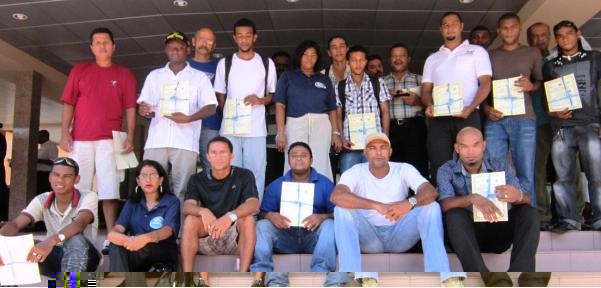 Refrigeration technicians continue to be trained in good refrigerant management