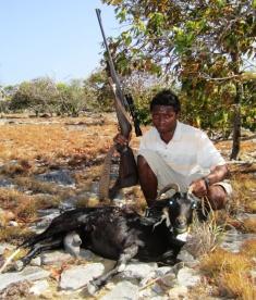 Aldabra is now 'goat-free'