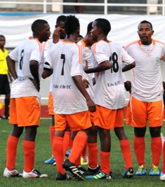 Côte d'Or are in the semifinals of the Land Marine Cup after winning the Airtel Cup earlier in the season