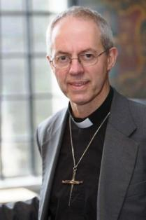 Justin Welby, newly appointed Archbishop of Canterbury