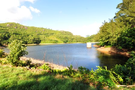 A study will be carried out shortly to assess the feasibility of expanding the La Gogue dam