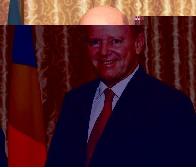 Minister Alain St Ange
