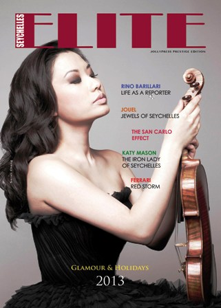 Le magazine Seychelles Elite