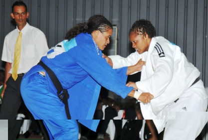 Local judokas have a number of international competitions to look forward to in the coming years