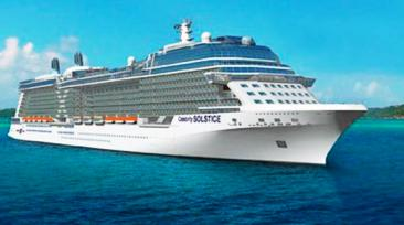 The Celebrity Solstice