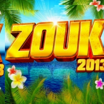 The cover of the 'Zouk 2013' album on which Elijah's song 'Alphabetical Love' features