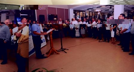 Le Ministre Jean-Paul Adam s'est réjoui du lancement de la plateforme l'EFOI Seychelles