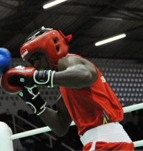 Boxer Andrique Allisop – Sportsman of the Year