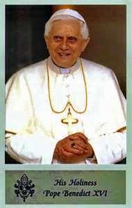 Une journée de prière et d'action de grâce sera organisée le 27 février à la Cathédrale de l'Immaculée Conception pour le Pontificat du Pape Benoit XVI