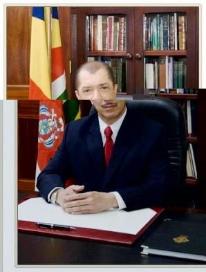 Le Président James Michel