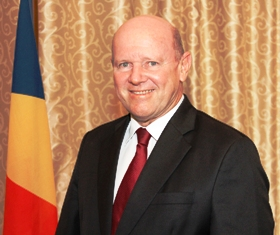 Minister St Ange