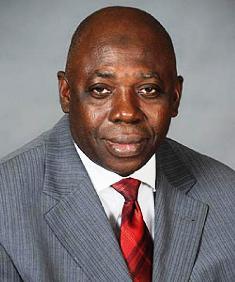 Alhaji Muhammad Mumuni, the new ACP secretary general